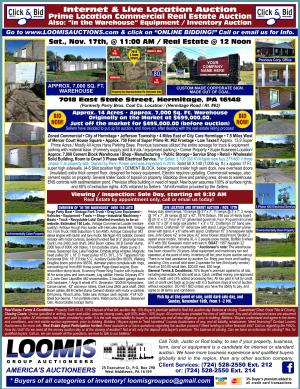Perry Bros. Property Auction