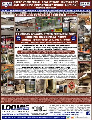 HT's Spillway Auction Brochure