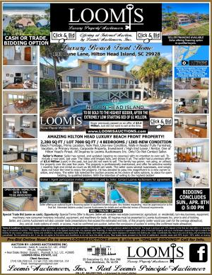 Amazing Hilton Head Luxury Beachfront Property